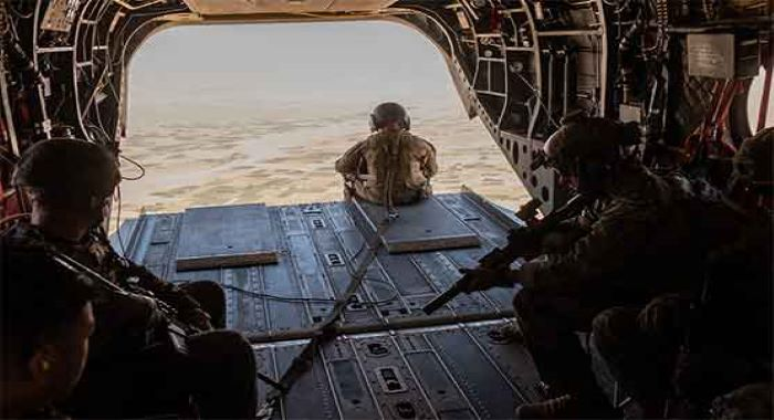 امریکا کا افغانستان سے فوجیوں کا انخلاء کا عمل شروع کرنے کا فیصلہ