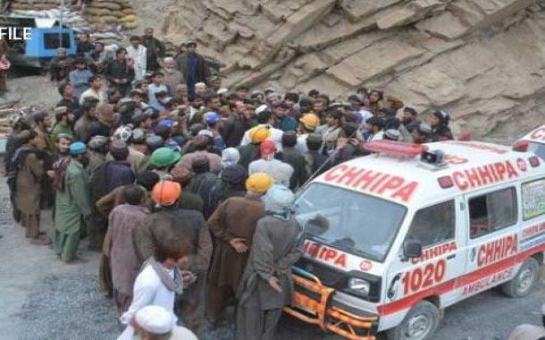 کوئٹہ: کوئلہ کان میں  دھماکا، 7 کان کن جاں بحق، 3 زخمی