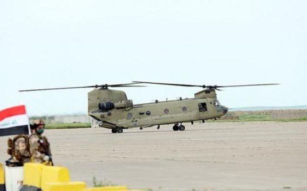امریکہ کاعراق سے مزید ایک فوجی اڈے سے انخلا