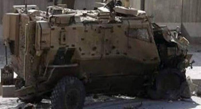 فاریاب، ہلمند ونیمروز: بم دھماکے، 2 ٹینک تباہ، 6 اہلکار سرنڈر