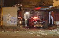 کراچی: ڈیفنس میں دھماکے سے  خوف و ہراس، 2 افراد زخمی