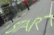 جرمنی میں لاک ڈاؤن کے خلاف مظاہرہ