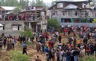 ریاض نائیکو کی شہادت پر مظاہرے، بھارتی فورسز کی فائرنگ، 1 کشمیری شہید