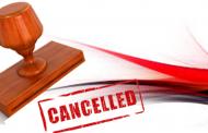 تعلیمی بورڈز کے تمام امتحانات کو منسوخ کر دیا