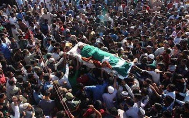 مقبوضہ کشمیر: قابض بھارتی فوج نے مزید دونوجوانوں کو شہید کر دیا