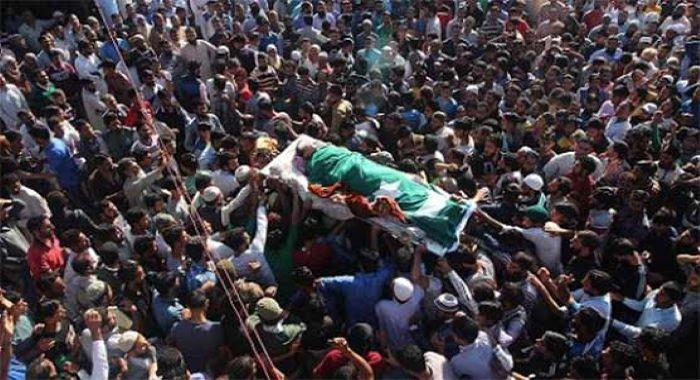 مقبوضہ کشمیر میں بھارتی فورسز کی بربریت، مزید 3 نوجوان شہید کر دیے