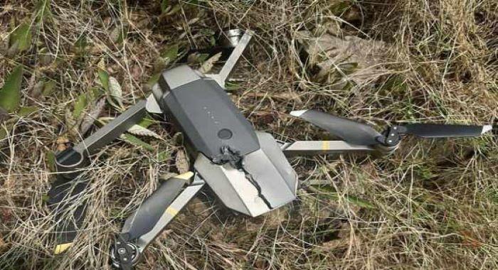 پاک فوج نے ایک اور بھارتی جاسوس ڈرون مار گرایا