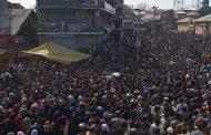 امام مسجد سمیت 8 کشمیری نوجوان شہیدمقبوضہ وادی میں مظالم کا سلسلہ جاری