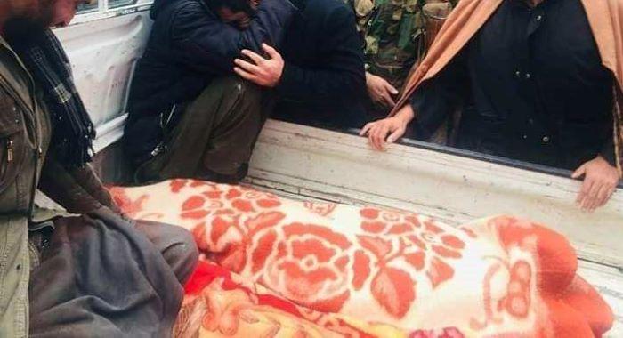 ہلمند: فوجی درندگی، پیش امام سمیت 4 شہری شہید وزخمی