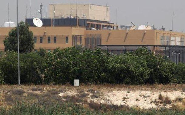 بغداد : امریکی سفارت خانے کے نزدیک راکٹ حملہ