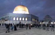 درجنوں یہودی آباد کاروں کی مسجد اقصی کی بے حرمتی