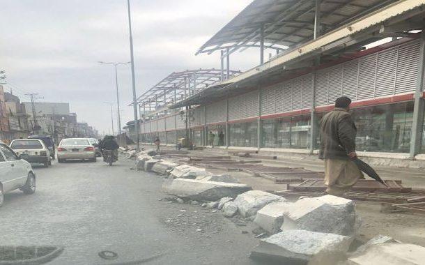 پشاور: بی آر ٹی سٹیشن سے لاکھوں روپے کا سامان چوری