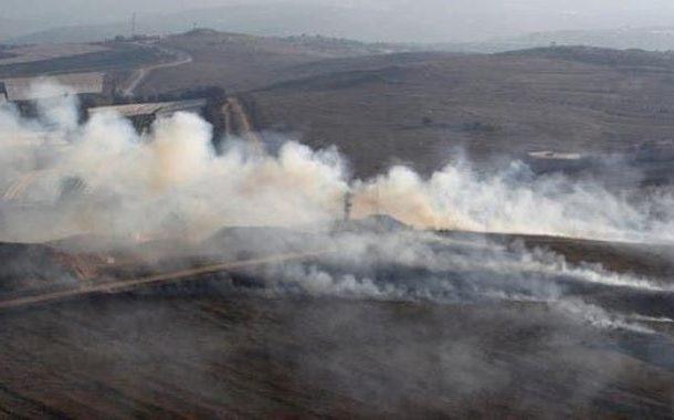 لبنان : حزب اللہ اور صہیونی فوج کے اسرائیل سرحد پر ایک دوسرے پر حملے