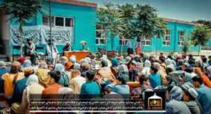 غزنی : کمیشن برائے تعلیم وتربیت امارت اسلامیہ کے زیر اہتمام مختلف علمی مقابلے