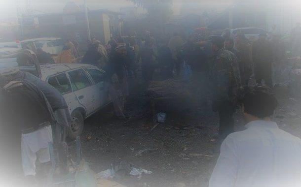 پاراچنار میں دھماکا، 20 افراد زخمی