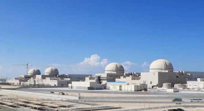 عرب دنیا کا پہلا جوہری توانائی پلانٹ متحدہ عرب امارات میں فعال