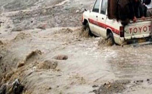 بلوچستان: بارشوں کے باعث ندی نالوں میں طغیانی، دو بچوں سمیت 6 افراد جاں بحق