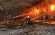 جدہ ال سلیمانیاہ محل میں لگی آگ پر قابو پا لیا گیا
