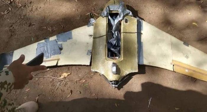 بمبار ڈرون فضا میں تباہ، سعودی عرب حملے سے محفوظ