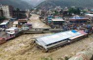 ضلع سوات میں مسلسل بارشوں کے بعد دریاؤں اور ندی نالوں میں سیلاب