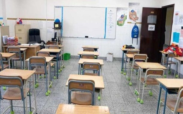 کورونا سے متاثرہ اضلاع میں پہلی سے آٹھویں جماعت تک سکول 28 اپریل تک بند