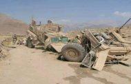 الفتح آپریشن : کاروان و مراکز پر حملے،4 ٹینک تباہ، 57 ہلاک و زخمی، غنائم