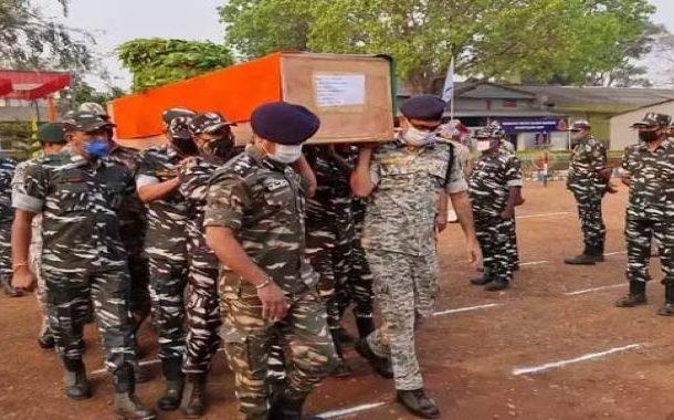 بھارتی فورسز پر ماؤ باغیوں کا بدترین حملہ ۔ کم از کم 23 اہلکار ہلاک